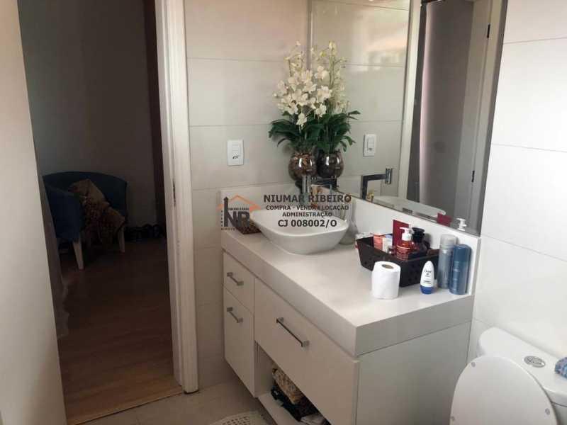 WhatsApp Image 2021-01-21 at 1 - Casa em Condomínio 3 quartos à venda Freguesia (Jacarepaguá), Rio de Janeiro - R$ 820.000 - NR00231 - 12