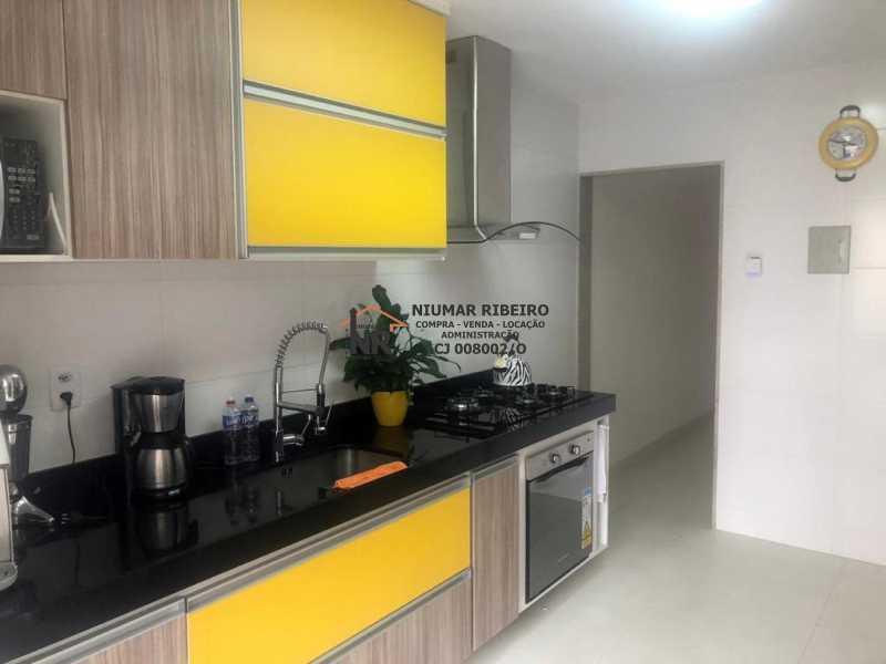 WhatsApp Image 2021-01-21 at 1 - Casa em Condomínio 3 quartos à venda Freguesia (Jacarepaguá), Rio de Janeiro - R$ 820.000 - NR00231 - 8