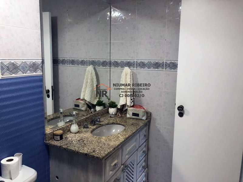 WhatsApp Image 2021-01-21 at 1 - Casa em Condomínio 3 quartos à venda Freguesia (Jacarepaguá), Rio de Janeiro - R$ 820.000 - NR00231 - 20