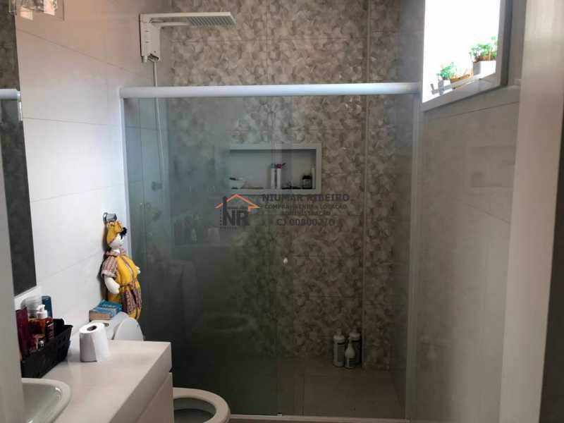 WhatsApp Image 2021-01-21 at 1 - Casa em Condomínio 3 quartos à venda Freguesia (Jacarepaguá), Rio de Janeiro - R$ 820.000 - NR00231 - 14