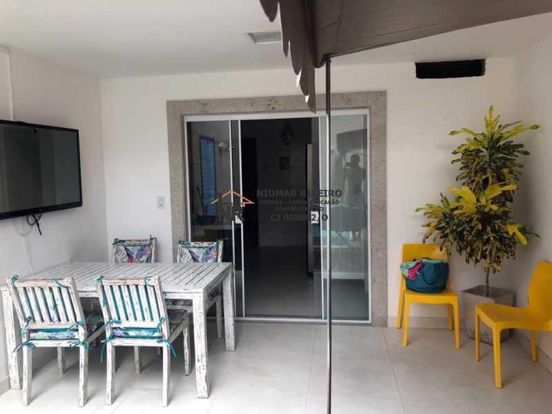 WhatsApp Image 2021-01-21 at 1 - Casa em Condomínio 3 quartos à venda Freguesia (Jacarepaguá), Rio de Janeiro - R$ 820.000 - NR00231 - 22