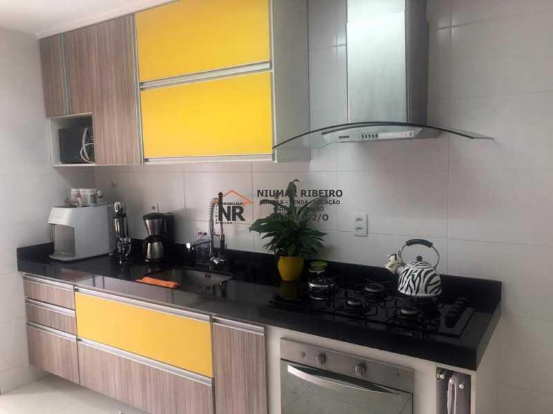 WhatsApp Image 2021-01-21 at 1 - Casa em Condomínio 3 quartos à venda Freguesia (Jacarepaguá), Rio de Janeiro - R$ 820.000 - NR00231 - 9