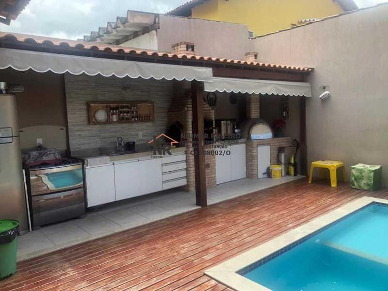 WhatsApp Image 2021-01-21 at 1 - Casa em Condomínio 3 quartos à venda Freguesia (Jacarepaguá), Rio de Janeiro - R$ 820.000 - NR00231 - 26