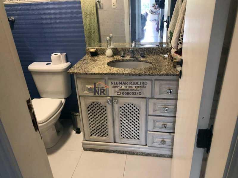 WhatsApp Image 2021-01-21 at 1 - Casa em Condomínio 3 quartos à venda Freguesia (Jacarepaguá), Rio de Janeiro - R$ 820.000 - NR00231 - 21