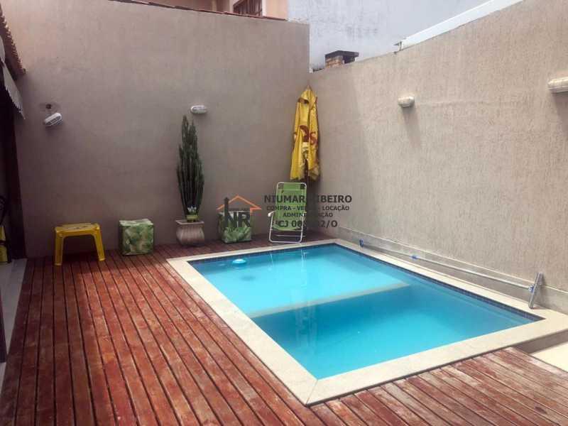 WhatsApp Image 2021-01-21 at 1 - Casa em Condomínio 3 quartos à venda Freguesia (Jacarepaguá), Rio de Janeiro - R$ 820.000 - NR00231 - 27
