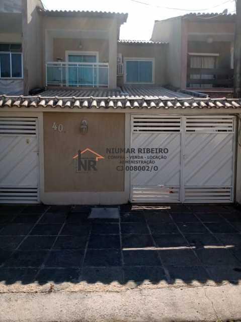 WhatsApp Image 2021-01-21 at 1 - Casa em Condomínio 3 quartos à venda Freguesia (Jacarepaguá), Rio de Janeiro - R$ 820.000 - NR00231 - 1