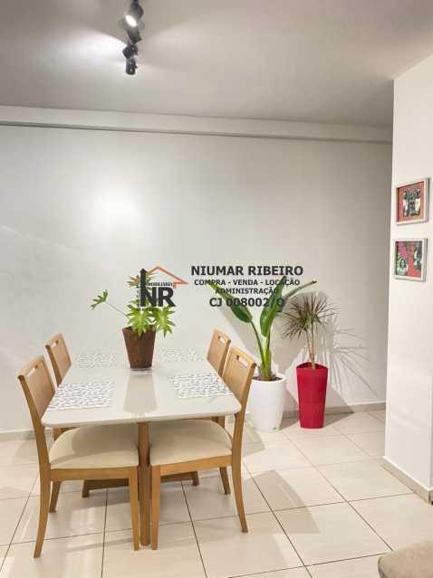 WhatsApp Image 2021-01-25 at 1 - Apartamento 3 quartos à venda Pechincha, Rio de Janeiro - R$ 295.000 - NR00232 - 10