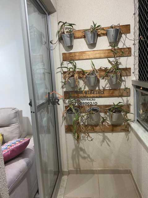 WhatsApp Image 2021-01-25 at 1 - Apartamento 3 quartos à venda Pechincha, Rio de Janeiro - R$ 295.000 - NR00232 - 1