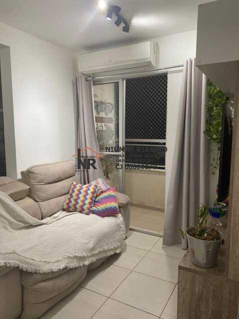 WhatsApp Image 2021-01-25 at 1 - Apartamento 3 quartos à venda Pechincha, Rio de Janeiro - R$ 295.000 - NR00232 - 4