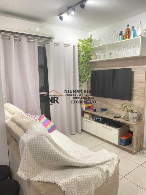 WhatsApp Image 2021-01-25 at 1 - Apartamento 3 quartos à venda Pechincha, Rio de Janeiro - R$ 295.000 - NR00232 - 6