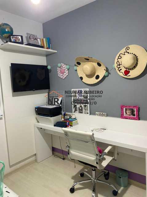 WhatsApp Image 2021-01-25 at 1 - Apartamento 3 quartos à venda Pechincha, Rio de Janeiro - R$ 295.000 - NR00232 - 19