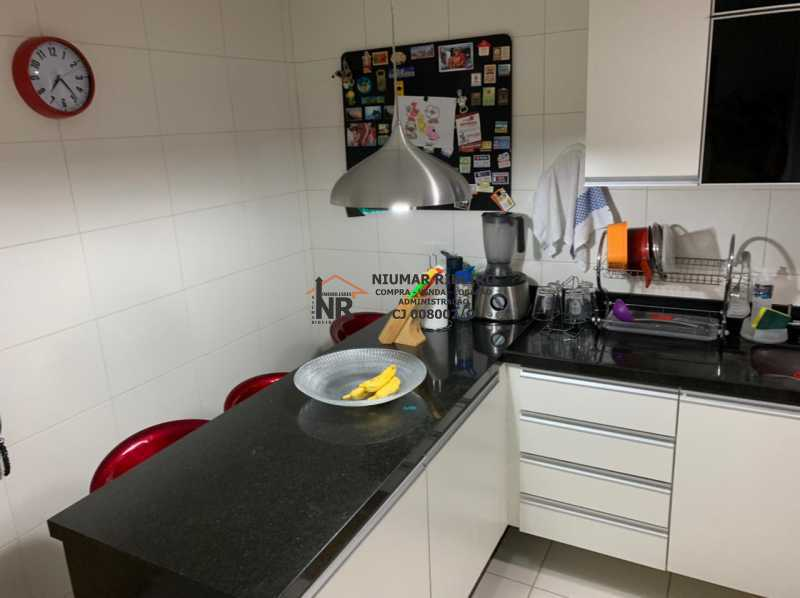 COZ COP 1. - Apartamento 3 quartos à venda Freguesia (Jacarepaguá), Rio de Janeiro - R$ 745.000 - NR00234 - 15