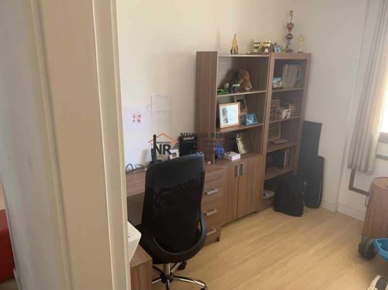 QUART 3. - Apartamento 3 quartos à venda Freguesia (Jacarepaguá), Rio de Janeiro - R$ 745.000 - NR00234 - 7