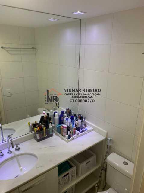 WhatsApp Image 2021-01-27 at 0 - Apartamento 3 quartos à venda Freguesia (Jacarepaguá), Rio de Janeiro - R$ 745.000 - NR00234 - 9