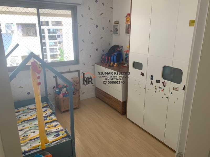 WhatsApp Image 2021-01-27 at 0 - Apartamento 3 quartos à venda Freguesia (Jacarepaguá), Rio de Janeiro - R$ 745.000 - NR00234 - 8