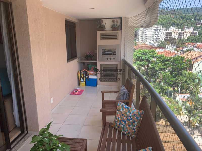 WhatsApp Image 2021-01-27 at 0 - Apartamento 3 quartos à venda Freguesia (Jacarepaguá), Rio de Janeiro - R$ 745.000 - NR00234 - 1