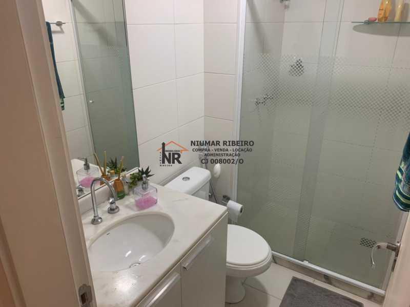 WhatsApp Image 2021-01-27 at 0 - Apartamento 3 quartos à venda Freguesia (Jacarepaguá), Rio de Janeiro - R$ 745.000 - NR00234 - 13
