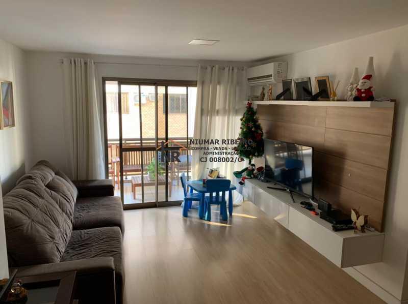 WhatsApp Image 2021-01-27 at 0 - Apartamento 3 quartos à venda Freguesia (Jacarepaguá), Rio de Janeiro - R$ 745.000 - NR00234 - 3