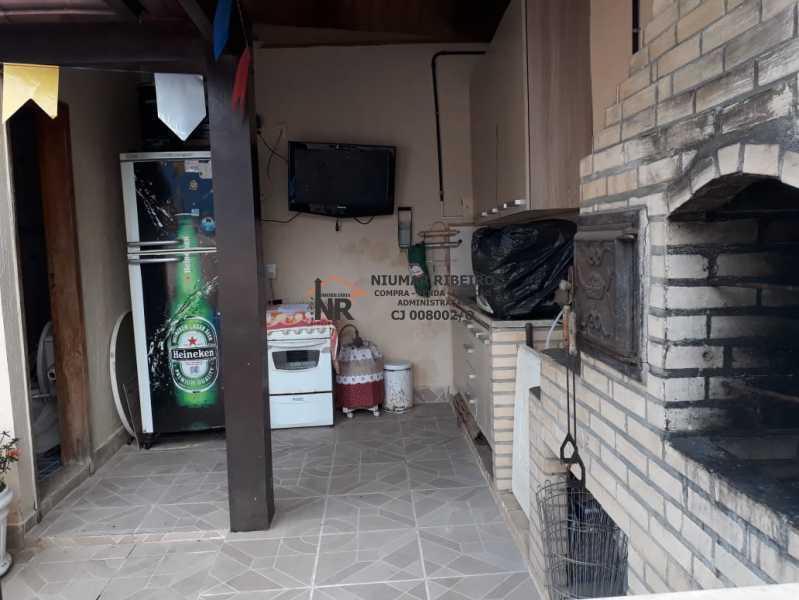 WhatsApp Image 2021-01-28 at 1 - Casa em Condomínio 3 quartos à venda Anil, Rio de Janeiro - R$ 700.000 - NR00236 - 28