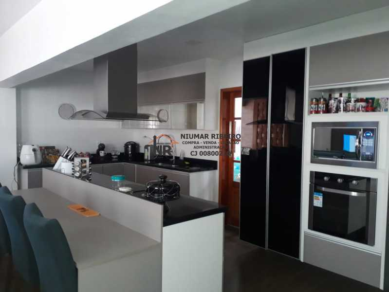 WhatsApp Image 2021-01-28 at 1 - Casa em Condomínio 3 quartos à venda Anil, Rio de Janeiro - R$ 700.000 - NR00236 - 7