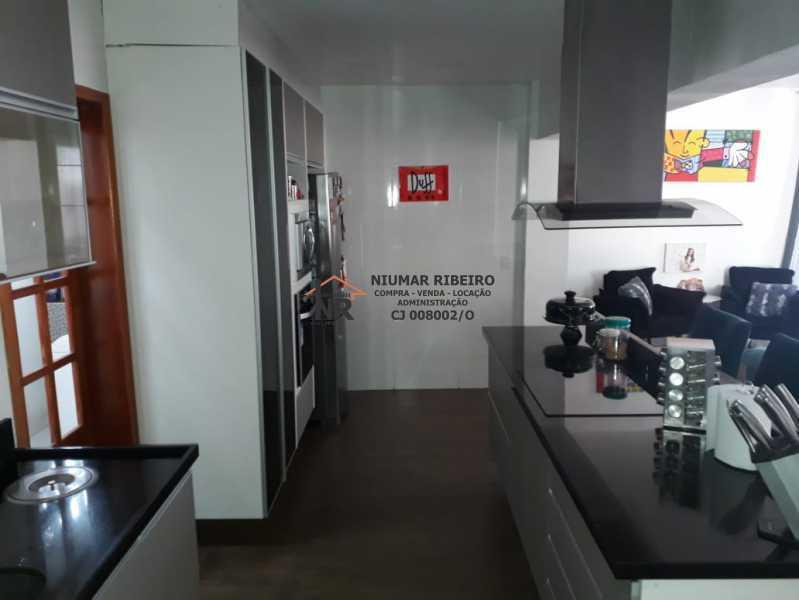 WhatsApp Image 2021-01-28 at 1 - Casa em Condomínio 3 quartos à venda Anil, Rio de Janeiro - R$ 700.000 - NR00236 - 10