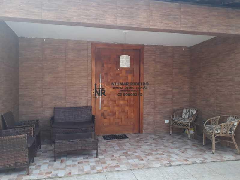WhatsApp Image 2021-01-28 at 1 - Casa em Condomínio 3 quartos à venda Anil, Rio de Janeiro - R$ 700.000 - NR00236 - 1