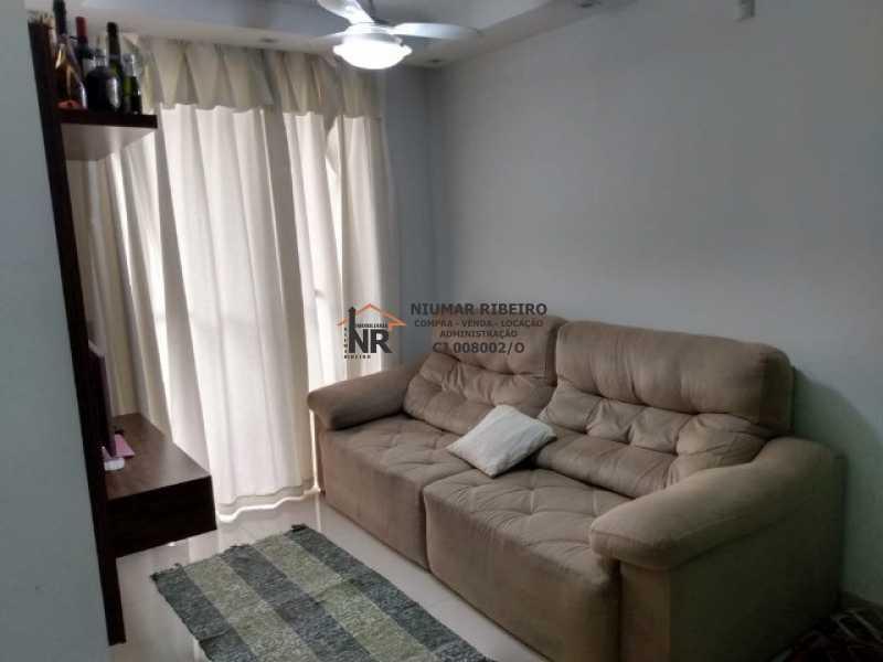300181240246485 - Apartamento 2 quartos à venda Taquara, Rio de Janeiro - R$ 175.000 - NR00242 - 1