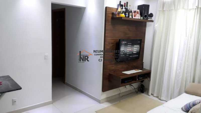 305190602757802 - Apartamento 2 quartos à venda Taquara, Rio de Janeiro - R$ 175.000 - NR00242 - 3