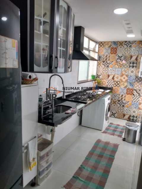 308153488222481 - Apartamento 2 quartos à venda Taquara, Rio de Janeiro - R$ 175.000 - NR00242 - 6