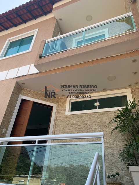 WhatsApp Image 2021-03-16 at 1 - Casa em Condomínio 3 quartos à venda Anil, Rio de Janeiro - R$ 590.000 - NR00251 - 3