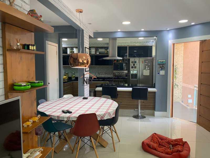WhatsApp Image 2021-03-16 at 1 - Casa em Condomínio 3 quartos à venda Anil, Rio de Janeiro - R$ 590.000 - NR00251 - 9