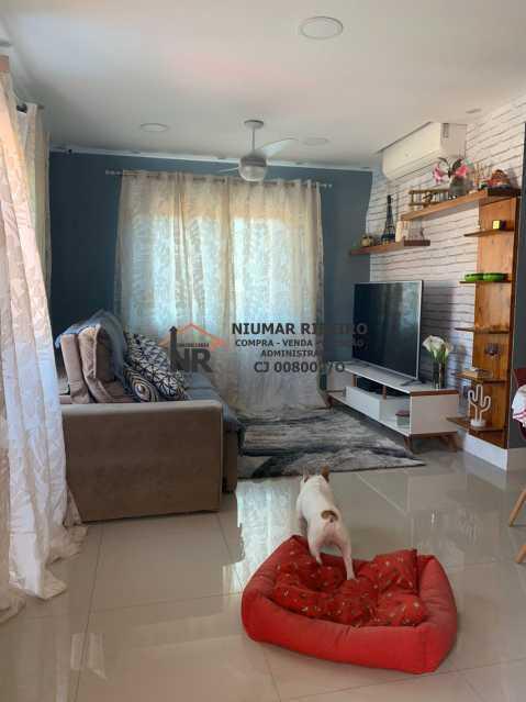 WhatsApp Image 2021-03-16 at 1 - Casa em Condomínio 3 quartos à venda Anil, Rio de Janeiro - R$ 590.000 - NR00251 - 8