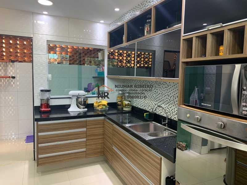 WhatsApp Image 2021-03-16 at 1 - Casa em Condomínio 3 quartos à venda Anil, Rio de Janeiro - R$ 590.000 - NR00251 - 12