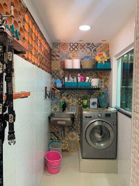 WhatsApp Image 2021-03-16 at 1 - Casa em Condomínio 3 quartos à venda Anil, Rio de Janeiro - R$ 590.000 - NR00251 - 30