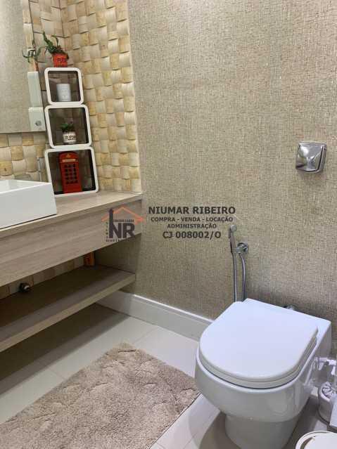 WhatsApp Image 2021-03-16 at 1 - Casa em Condomínio 3 quartos à venda Anil, Rio de Janeiro - R$ 590.000 - NR00251 - 14