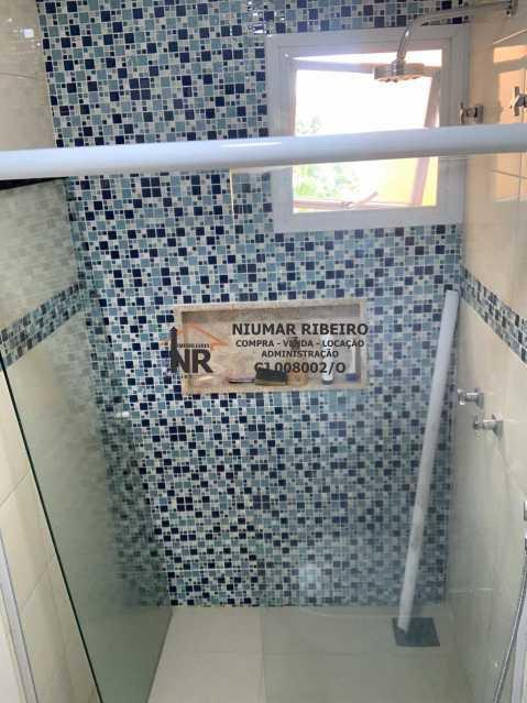 WhatsApp Image 2021-03-16 at 1 - Casa em Condomínio 3 quartos à venda Anil, Rio de Janeiro - R$ 590.000 - NR00251 - 20