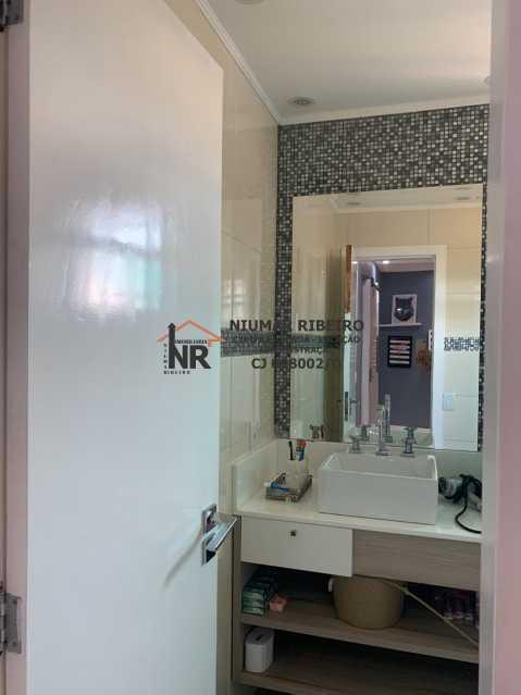 WhatsApp Image 2021-03-16 at 1 - Casa em Condomínio 3 quartos à venda Anil, Rio de Janeiro - R$ 590.000 - NR00251 - 22