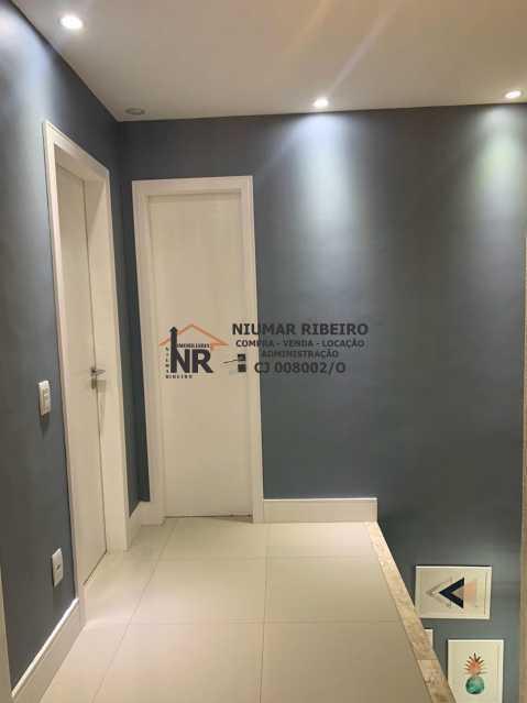 WhatsApp Image 2021-03-16 at 1 - Casa em Condomínio 3 quartos à venda Anil, Rio de Janeiro - R$ 590.000 - NR00251 - 23