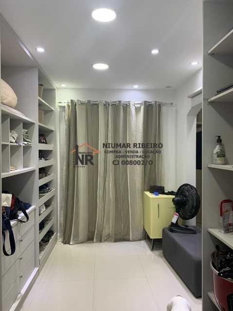 WhatsApp Image 2021-03-16 at 1 - Casa em Condomínio 3 quartos à venda Anil, Rio de Janeiro - R$ 590.000 - NR00251 - 28
