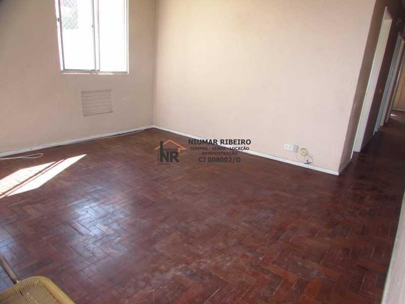 foto 1 - Apartamento 2 quartos à venda Pechincha, Rio de Janeiro - R$ 163.000 - NR00255 - 3