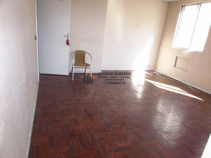 foto 3 - Apartamento 2 quartos à venda Pechincha, Rio de Janeiro - R$ 163.000 - NR00255 - 4