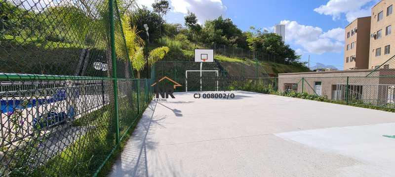 20210414_091216 - Apartamento 2 quartos para alugar Curicica, Rio de Janeiro - R$ 1.100 - NR00271 - 1