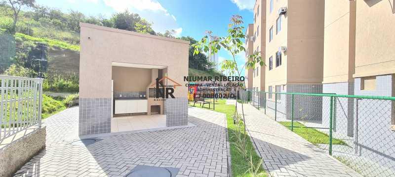 20210414_091303 - Apartamento 2 quartos para alugar Curicica, Rio de Janeiro - R$ 1.100 - NR00271 - 4