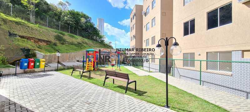 20210414_091318 - Apartamento 2 quartos para alugar Curicica, Rio de Janeiro - R$ 1.100 - NR00271 - 5