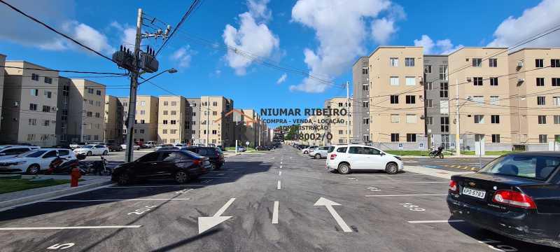 20210414_091426 - Apartamento 2 quartos para alugar Curicica, Rio de Janeiro - R$ 1.100 - NR00271 - 6