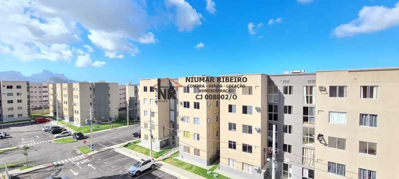 20210414_091825 - Apartamento 2 quartos para alugar Curicica, Rio de Janeiro - R$ 1.100 - NR00271 - 7
