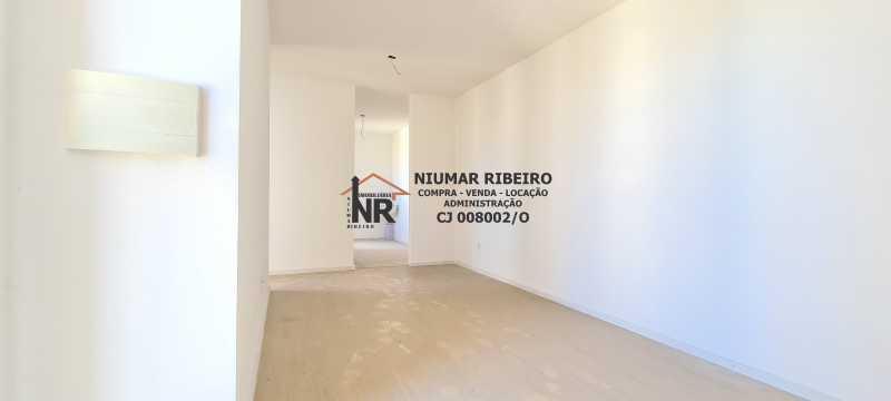 20210414_091936 - Apartamento 2 quartos para alugar Curicica, Rio de Janeiro - R$ 1.100 - NR00271 - 8
