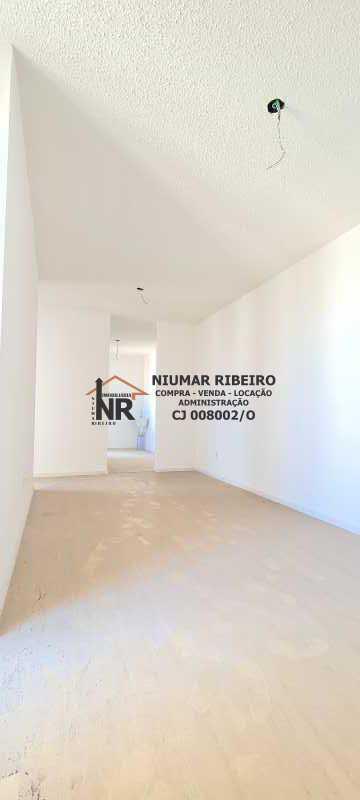 20210414_091949 - Apartamento 2 quartos para alugar Curicica, Rio de Janeiro - R$ 1.100 - NR00271 - 9