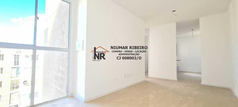 20210414_092044 - Apartamento 2 quartos para alugar Curicica, Rio de Janeiro - R$ 1.100 - NR00271 - 10