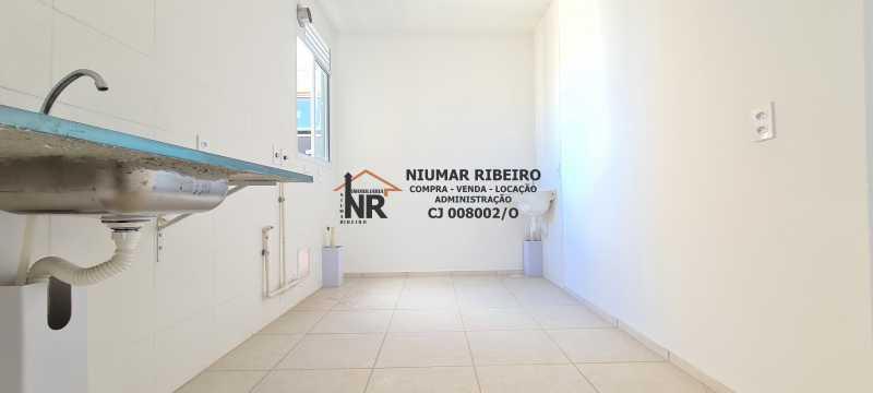20210414_092058 - Apartamento 2 quartos para alugar Curicica, Rio de Janeiro - R$ 1.100 - NR00271 - 11